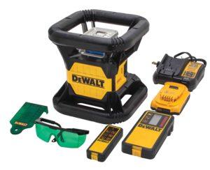 DeWalt 20V MAX Green Rotary Laser-model DW079LG