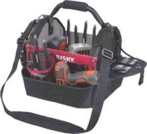 Husky 12 in. Tool Bar Bag