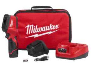 Milwaukee M12 102 x 77 Infrared Camera