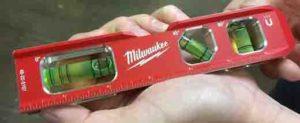 Milwaukee REDSTICK Box Levels