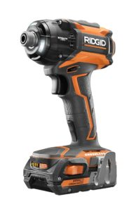 Ridgid R86036K STEALTH FORCE Brushless 18V 3-Speed Pulse Driver