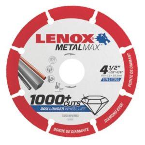 2017 Pro Tool Innovation Awards - MetalMax Diamond Cut-Off Wheel - Accessories - Cut-Off Wheels