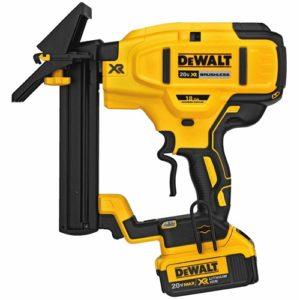 DeWalt20V Max XR 18 Ga Cordless Flooring Stapler