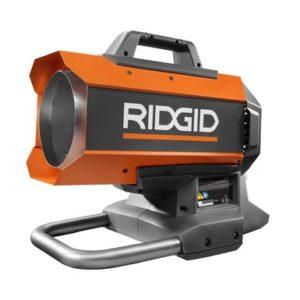 RIDGID GEN5X Brushless 18V Hybrid Forced Air Propane Heater
