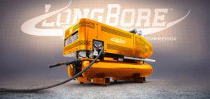 RISE Robotics LongBore Industrial Air Compressor