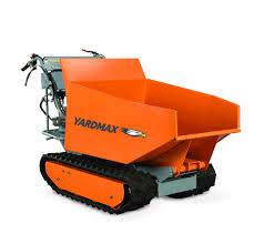 YardmaxPower Trackbarrow with Hydraulic Assist