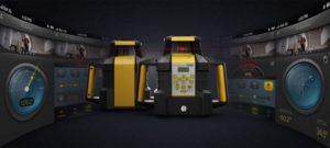 NWi dimensioning Laser