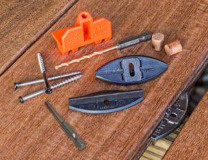 Simpson Strong-TieEB-TY Hidden Deck Fasteners