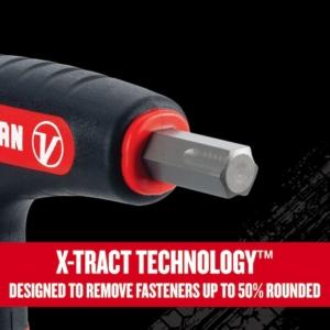 Craftsman V-Series X-Tract 9pc SAE T-Handle Set CMHT26162V